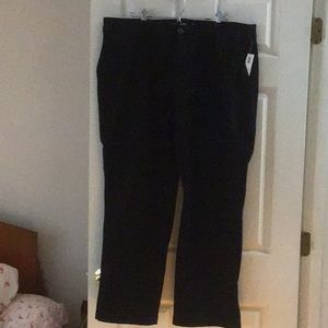 Old Navy 20 Plus size Black  Boot Cut